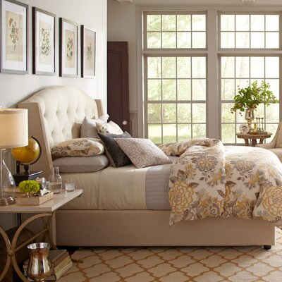 Wilson Upholstered Bed