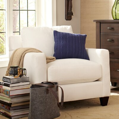 Kerry Chair Fabric: Godiva Prussian