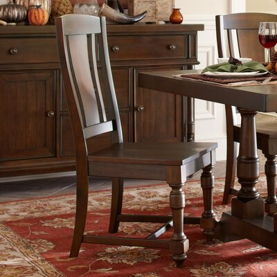 Barrow Solid Wood Dining Chair (Set of 2)