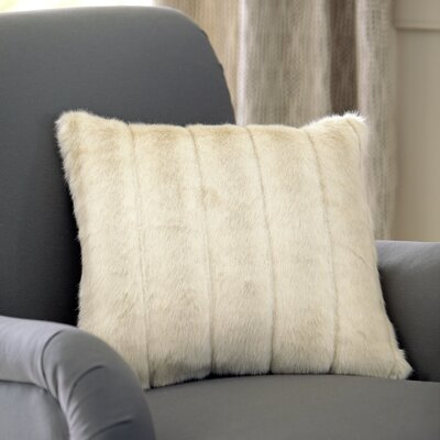 Norma Faux Fur Pillow Cover