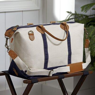 Monogrammed Overnight Bag