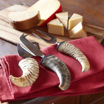 Amato 3-Piece Cheese Set