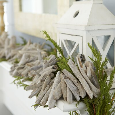 Whitewashed Driftwood Garland
