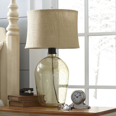 Sheffield Glass Table Lamp