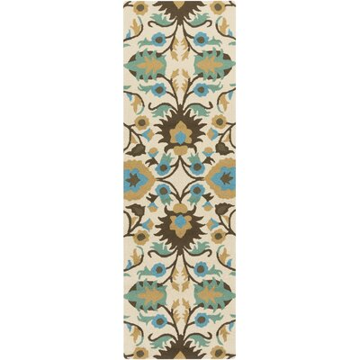 Kaya Indoor/Outdoor Rug Rug Size: Runner 26 x 8