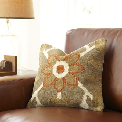 Emeline Pillow Cover Size: 22 x 22