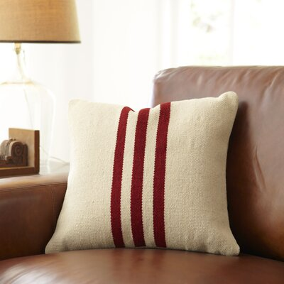 Drew Wool Pillow Cover