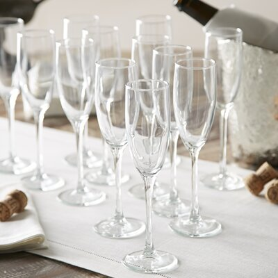 Everyday Champagne Flutes CSD-7965-11-23
