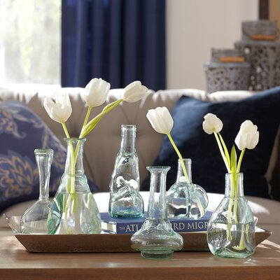 6 Piece Ainsley Bud Vase Set