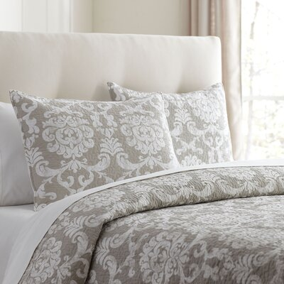 Birch Lane Alice Stone Quilted Bedding Collection