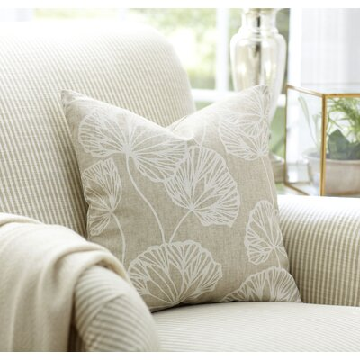 Gwendolyn Pillow Cover Color: Natural