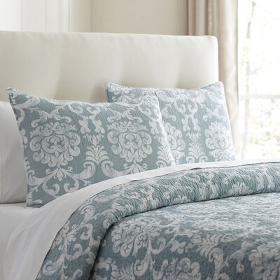 Alice Blue Quilt Size: Full/Queen