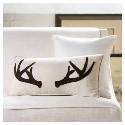 Birch Lane Stag Cotton Lumbar Pillow