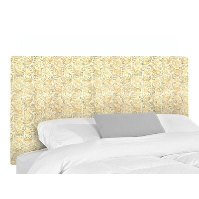 Victor Upholstered Headboard Size: Queen, Upholstery: Joule Daisy