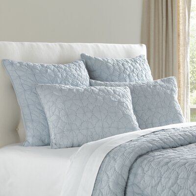 Melody Bedding Quilt Size: Full/Queen, Color: Sky