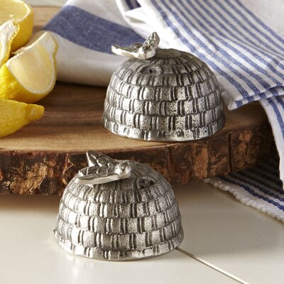 Honey Bee Salt & Pepper Shakers