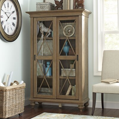 Wetherly Bookcase Finish: Weathered Driftwood Product Picture 2416