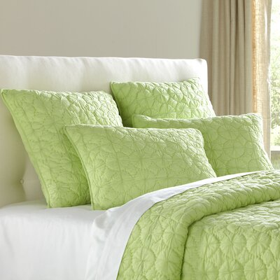 Melody Bedding Quilt Size: Twin, Color: Citrus