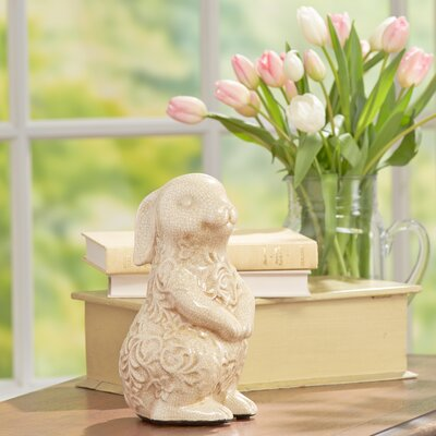 Country Rabbit Statue I