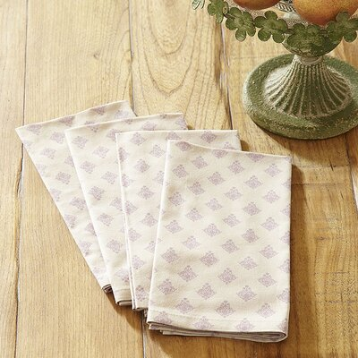 Abelle Napkins, Purple