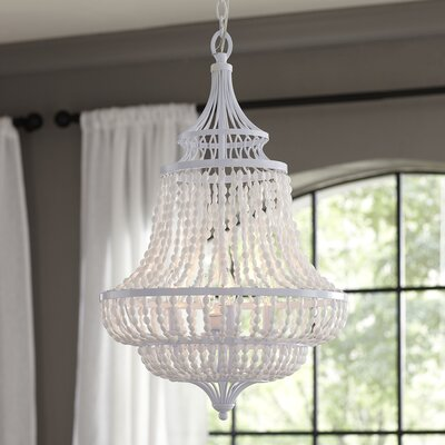 Fanning 4-Light Empire Chandelier
