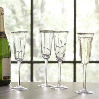 Aveline Champagne Flutes