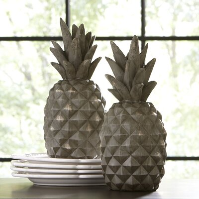 Estate Pineapple Statues