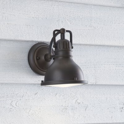 Wensler Outdoor Wall Sconce