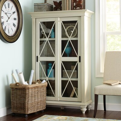 Wetherly Bookcase Finish: Dover White Product Picture 2416