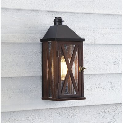 Sandy Bay Outdoor Wall Lantern