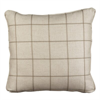 Ellis Pillow Fabric: Stedman Natural