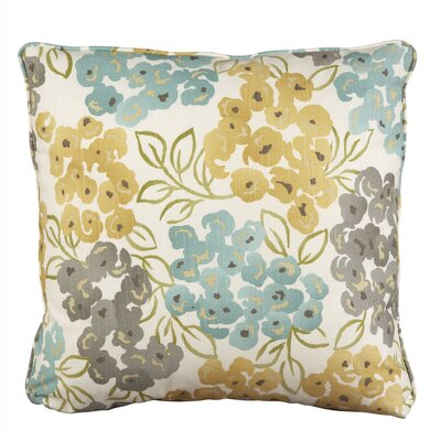 Ellis Pillow Fabric: Luxury Pool