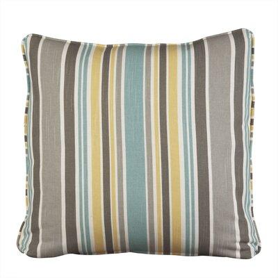 Ellis Pillow Fabric: Layout Jade