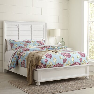 Gilmore Panel Bed Size: King