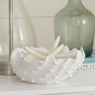 Seashell Bowl Decor