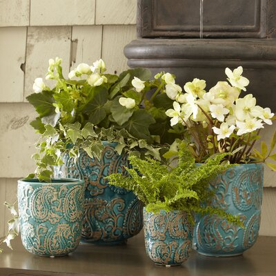 4-Piece Tamara Planter Set