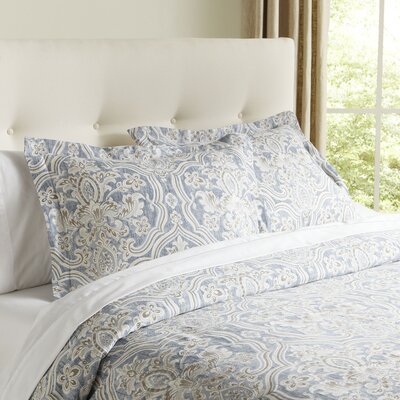 Alana Blue Bedding Collection