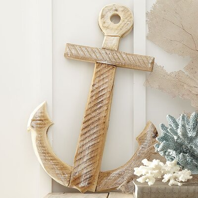 Jane Seaside Anchor Decor