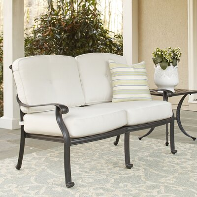 Carrington Loveseat with Sunbrella� Cushions