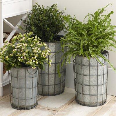 Hartman Metal Vases