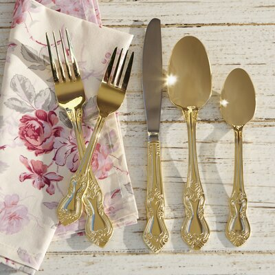Wilmington 30-Piece Flatware Set