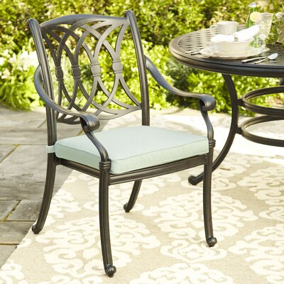 Carrington Dining Chair with Sunbrella Cushion