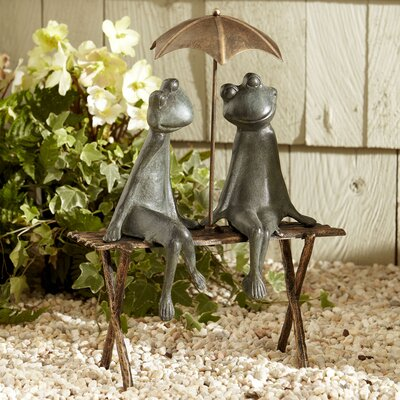 Frog Lovers Garden Sculpture 44428