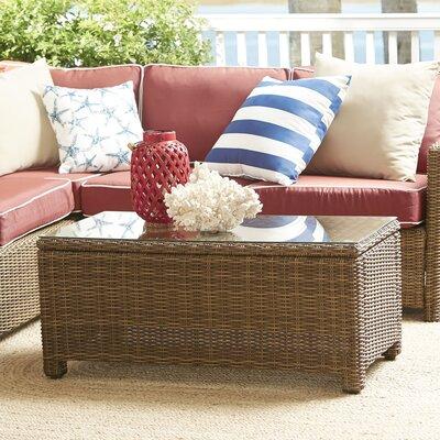 Lawson Wicker Rectangular Coffee Table BL6561  22745903