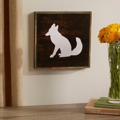Fox Woodland Wall Art
