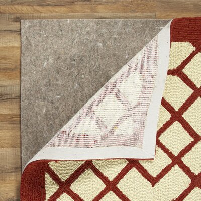 Deluxe Rug Pad Rug Pad Size: Rectangle 10 x 14