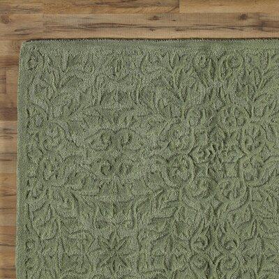 Naomi Fern Rug Rug Size: Rectangle 86 x 116