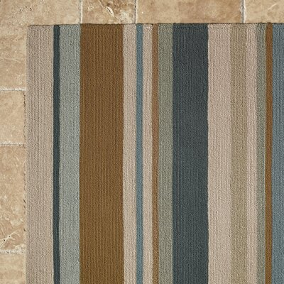 Mariela Hand-Woven Indoor/Outdoor Area Rug Rug Size: Runner 26 x 8