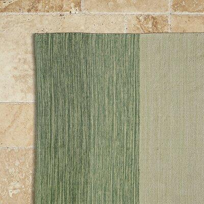 Jaya Leaf Hand-Woven Area Rug Rug Size: Runner 26 x 76