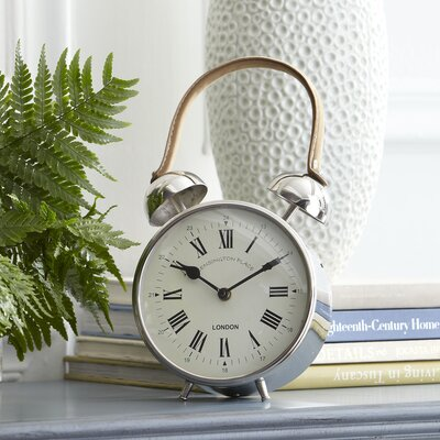 Frederick Table Clock